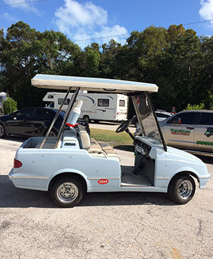 golf carts key largo